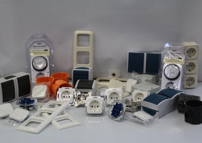 Fachmarkt für Elektromaterial