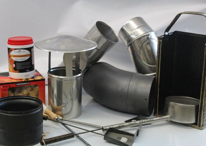 Fachmarkt für Schornsteintechnik
